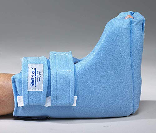 Heel-Float Heel Protector - Cushion Cast For Foot Injuries (Small)
