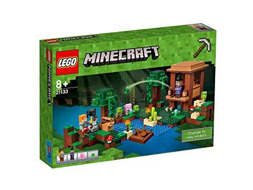 LEGO Minecraft 21133 - Das Hexenhaus