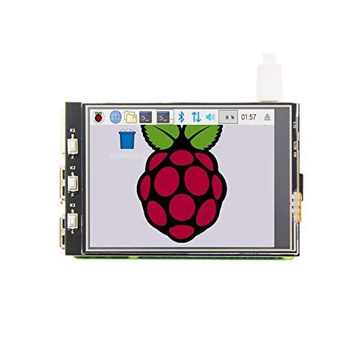 GYW-YW Modul MHS 3,2-Zoll-LCD-Pressebild 320x240 TFT-Display-Modul for Raspberry Pi
