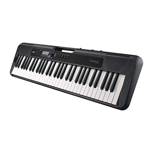 Casio - Musical Instruments Ct-S300C7 Tastiera Elettronica, Nero