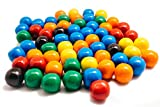 Tootsie Roll Candy Coated Chews - 2 LB Resealable Stand Up Candy Bag - Tootsie Chocolate Balls with Candy Coating - Assorted Colors - Bulk Vending Machine Candies