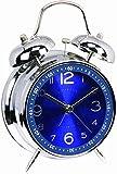 Produits menagers Réveil mécanique Alarme Winding Horloge Creative Mute Multi-Fonction Taille...