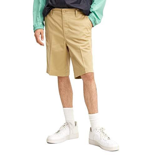 Levi's Herren Xx Chino Straight Shorts, Beige (Harvest Gold STR Poly Twill W Press Ccu 0003), 29W