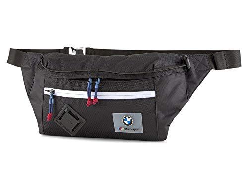 PUMA x BMW Unisex M Motorsport Waist Bag (Black)
