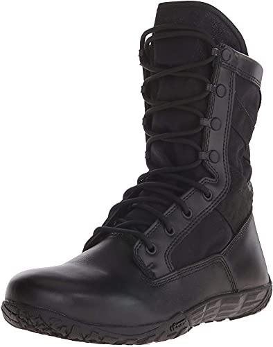 Hot Sale Tactical Research TR102 Mini-Mil Ultra Light Black Boots 120R