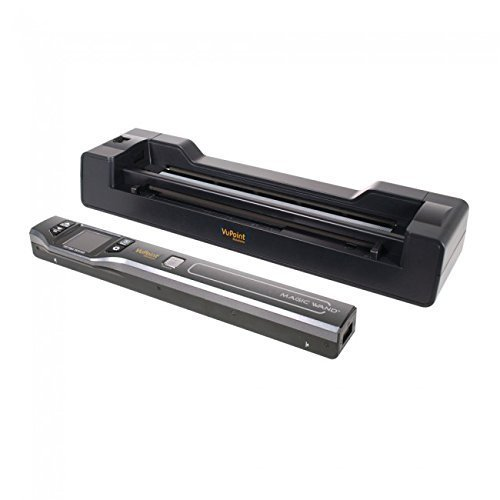 Best Portable Scanner With Color LCDs