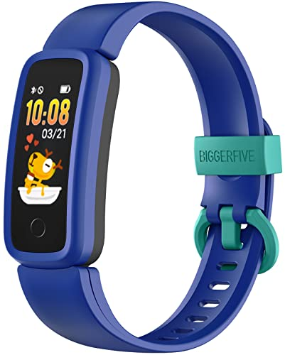 BIGGERFIVE -   Fitness Armband Uhr