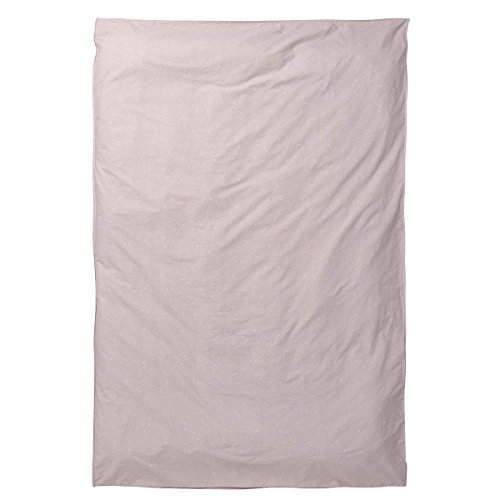 Ferm Living Hush Duvet Cover Milkyway Rose 140x200