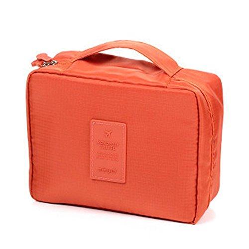 qinlee de Oxford bolsa bolso de mano cosméticos/Toalla de mano/Pasta de dientes/limpiador/ropa...