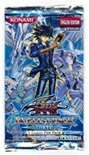 Yugioh 5D's Yusei Duelist Pack Booster Pack