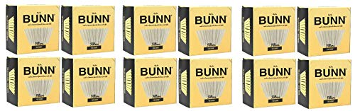 BUNN BCF100-B 100-Count Basket Filter (Pack of 4) (Тhree Pаck)