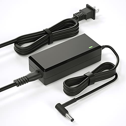 VHBW for dell Laptop Charger 45Watt 4.5mm for dell-inspiron 15 14 13 11 5000 3000 Series 3551 3580 5401 5451 5551 5559 5570 5580 Charger 45w 19.5v 2.31a [UL Listed]