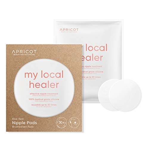 Learn More About Apricot Nipple Pads with Organic Aloe Vera for Effective Nipple Treatment I Breast ...