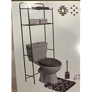 TENDANCE – Mueble de baño (2 estantes)