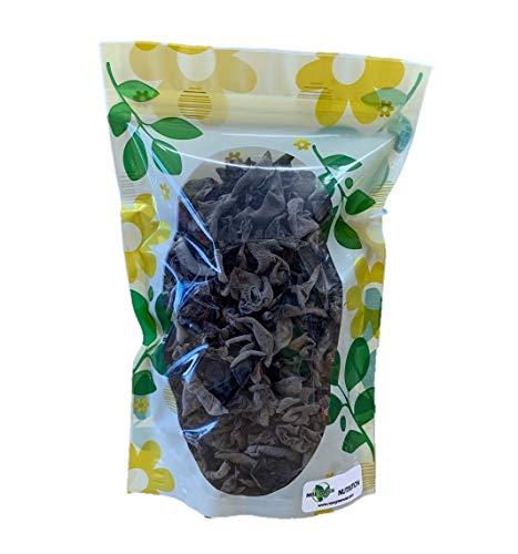 YongWell Dried Woodear Mushroom, Premium Dried Black Fungus, (4oz)