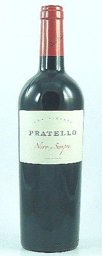 Nero per Sempre DOC 2016 Pratello, trockener Rotwein aus der Lambordei