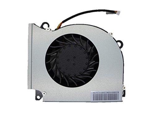 Laptop CPU Cooler Fan For MSI GT60 2OJ Workstation GT60 2OK WORKSTATION 3K IPS EDITION B9733L12B-028 4155 E33-0800182-MC2 JK180205