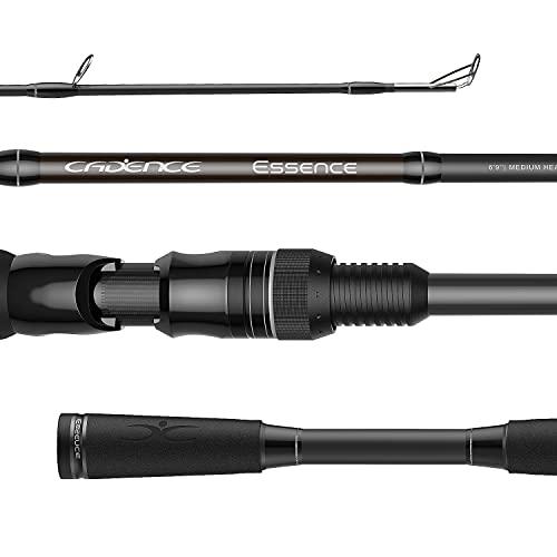 Cadence Essence Baitcasting Rod(Essence 662B-MF)