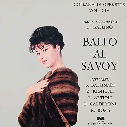 Ballo Al Savoy (Collana D'Operette Vol. XIV)