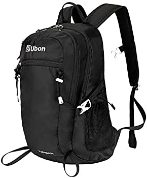 Ubon Small Hiking Daypack 20L Water Resistant Casual Backpack