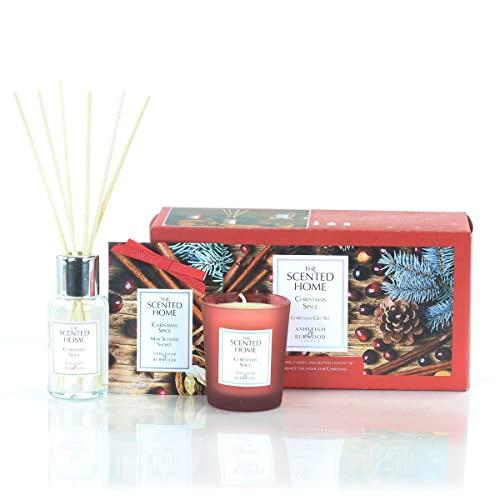 Ashleigh & Burwood The scented Home - Juego de regalo para Navidad