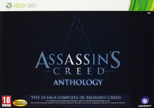 Assassins Creed Anthology [Importer espagnol]