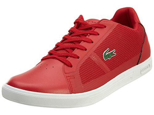 Lacoste Herren Orseit Oxford Sneaker, Rot (rot), 45 EU