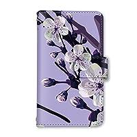 [スマとく] AQUOS SERIE mini SHV38 手帳型 ケース カード スマホケース 携帯ケース 携帯カバー スマホカバー SHARP シャープ アクオス セリエ ミニ au b185_c 花 水彩風 花柄 スマホ手帳型