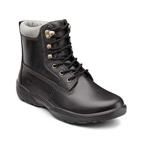 Dr. Comfort Men's Boss Diabetic Boots