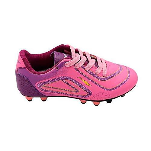 Softee Equipment Bota Futbol Querubines, Zapatillas de Deporte Unisex niños, (Fucsia), 32 EU