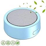 TYQIAO Generador de ozono, conciso Inicio Plasma purificador de Aire, Inicio de Aire ionizadores Desodorante ambientador de Aire del Coche Eliminador de olores con la Carga del Coche