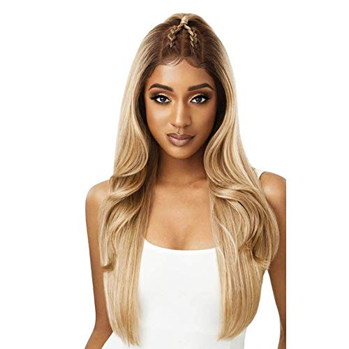 Outre Perfect Hairline Synthetic 13x6 Lace Wig - IVORY (DR4/GDNAM)