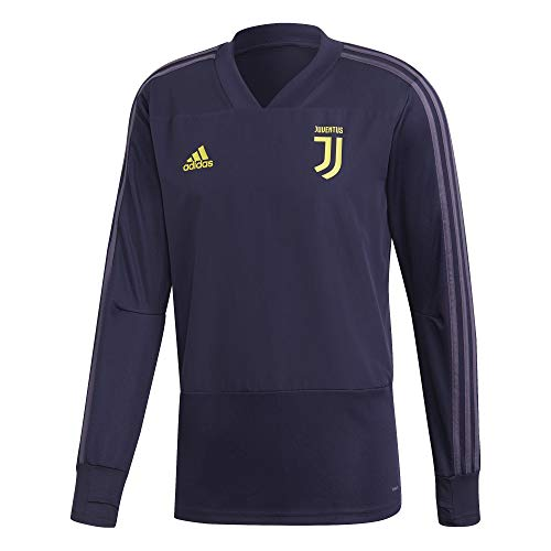 adidas Juventus EU TR Top Sweatshirt für Herren, Mehrfarbig (TINNOB)