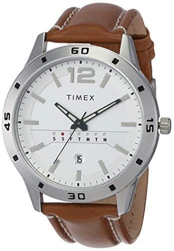 TIMEX Analog White Men Watch TW000U933