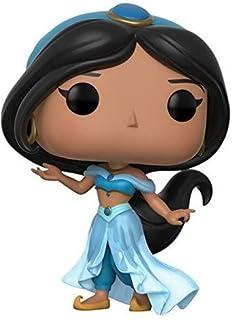 Funko Pop Disney: Aladdin - Jasmine (New) Collectible Vinyl Figure,3.75 inches