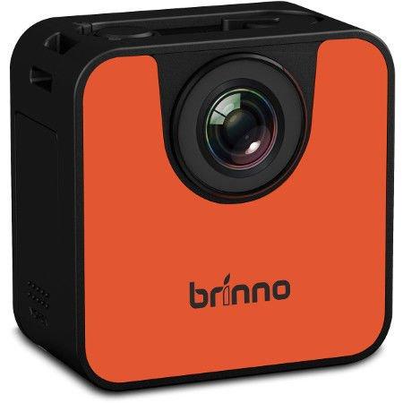 Brinno TLC120 1,3MP CMOS Zeitraffer-Kamera Wasserdicht, tragbar, mit eingebautem Akku