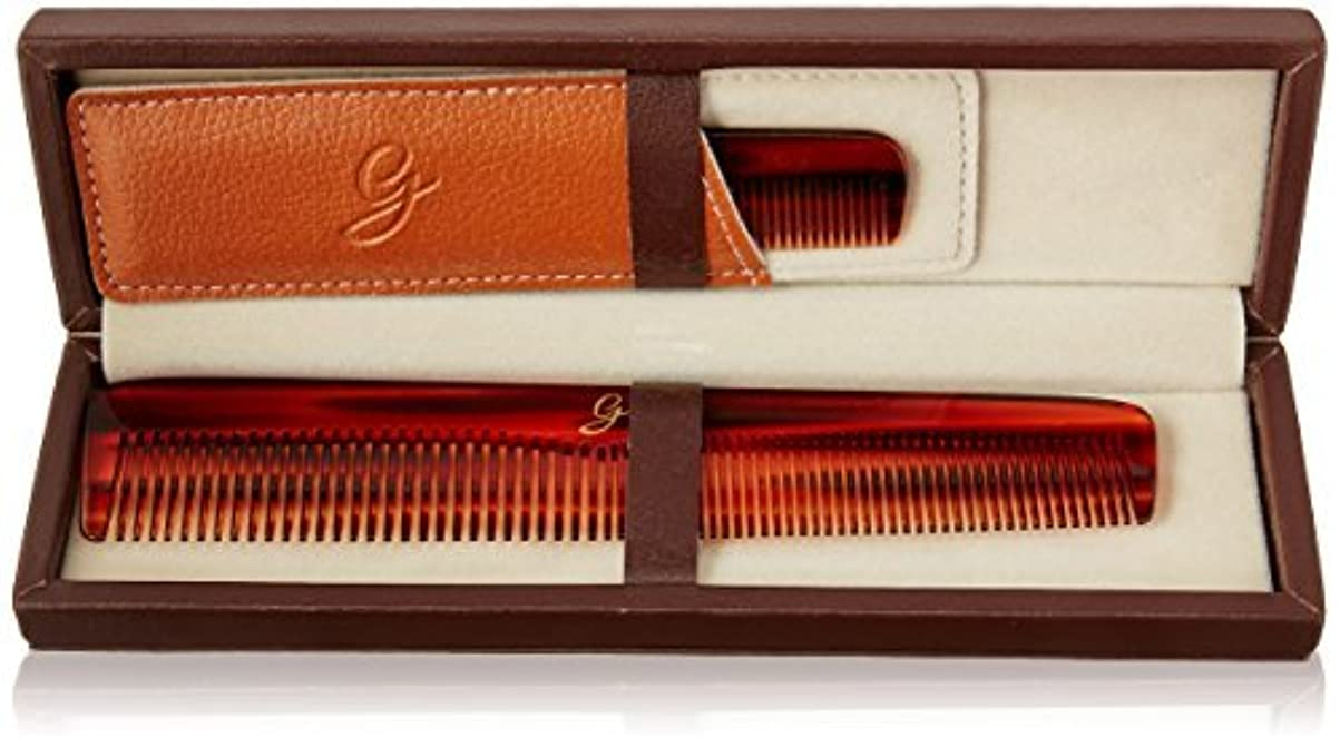 エンドテーブル溶けた礼儀Creative Hair Brushes The Perfect Gentleman Comb [並行輸入品]