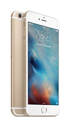 Apple iPhone 6s Plus Smartphone (13,9 cm (5,5 Zoll) Display, Plus 16GB interner Speicher, IOS) gold (Generalüberholt)