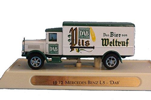 Matchbox Yesteryear YBG, 1932 Mercede Benz L5,,
