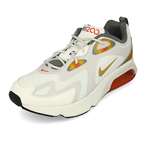 Nike Air Max 200 SE Summit White Vast Grey 46