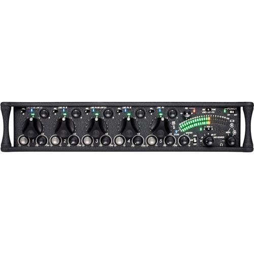 Affordable Sound Devices 552 Portable 5-Channel Production Mixer and Stereo Recorder