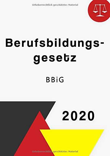 Berufsbildungsgesetz 2020: BBiG Berufsbildungsgesetz