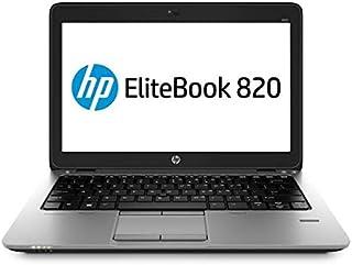 """HP Elitebook 820 G2 Ultrabook Laptop Intel Core i5 5300u 2.30Ghz 8Gb Ram 256Gb Solid State Drive SSD 12.5"""" HD USB 3.0 AC W..."""