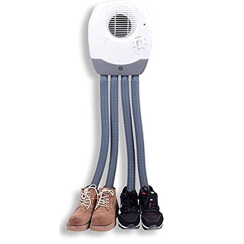 DSDD Chaussures Bottes Gants Sèche-Chaussures Air Chaud Sèche-Chaussures et Bottes Chauffage Mural, Sèche-Chaussures électrique Sèche-Chaussures Chauffage Air Chaud Pieds humi