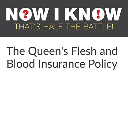 The Queen's Flesh and Blood Insurance Policy audiobook cover art