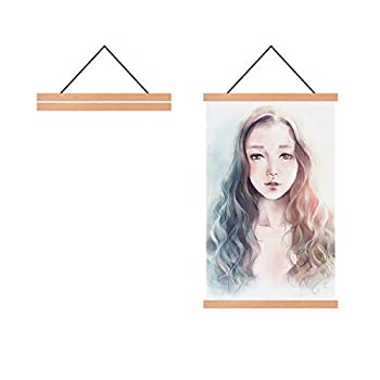 Radezon 22x34 22x28 Poster Frame Magnetic Poster Frame Hanger for Photo Picture Canvas Artwork Wall Hanging  22 inch