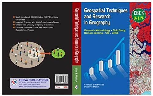 Geospatial Techniques and Research in Geography