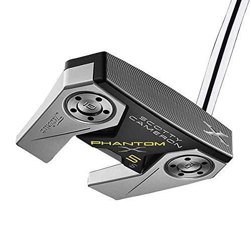 Mint Titleist Scotty Cameron Phantom X 5.5 Putter Slight Arc Steel Right Handed 34.0in