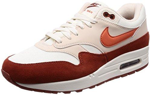 Nike Herren Air Max 1 Gymnastikschuhe, Beige (Sail/Vintage Coral/Mars Stone 104), 49.5 EU