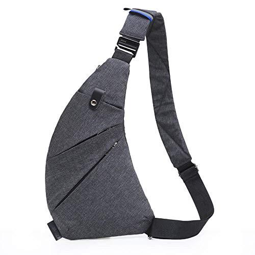 Sling Bag Chest Backpack Casual Daypack Backpacks Shoulder Crossbody Bags Lightweight Anti...